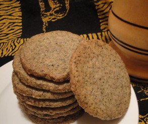 Kenyan Spiced Tea Cookies