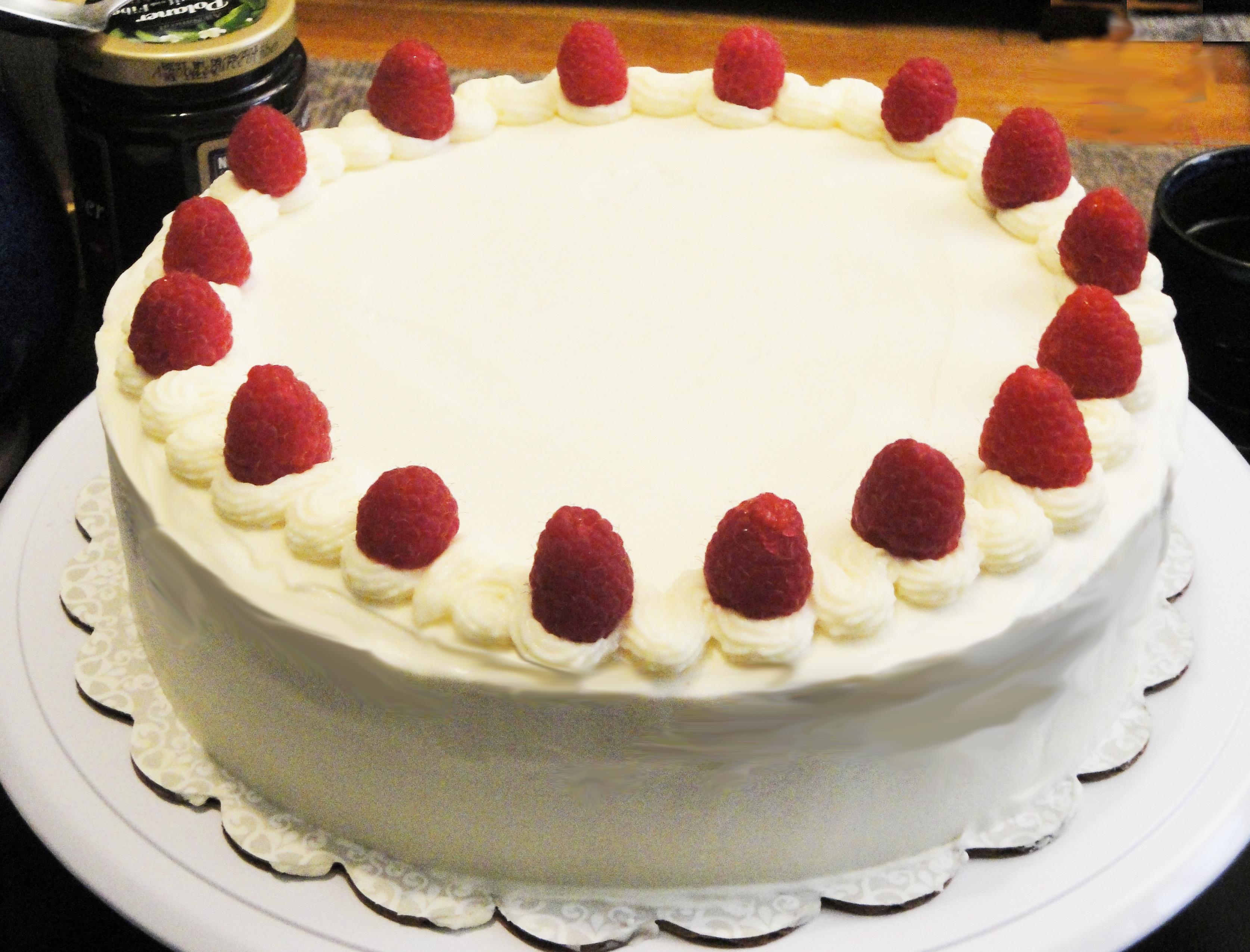 Licious Red Velvet Cake