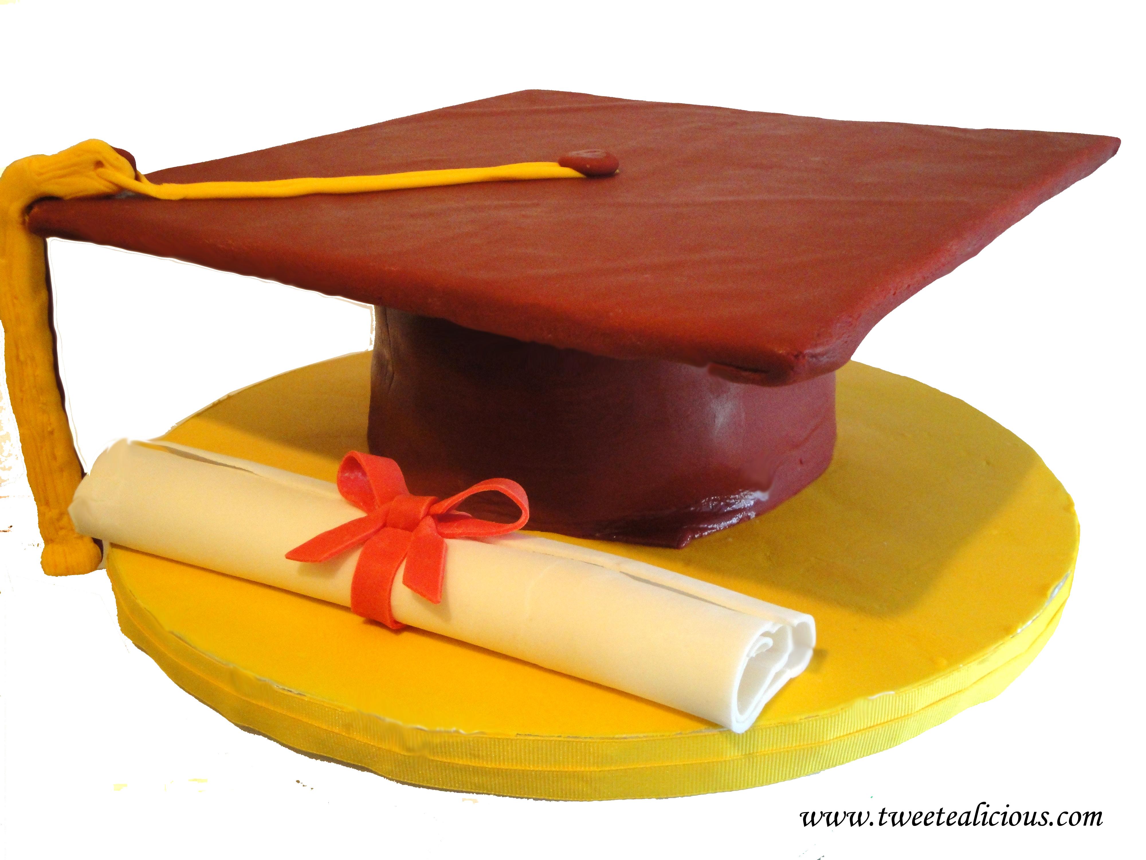 Graduation twee tea licious for Accounting graduation cap decoration