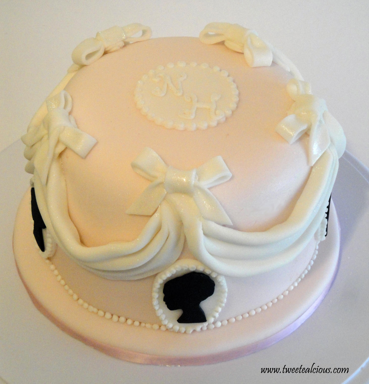 Victorian Cake – Twee-tea-licious