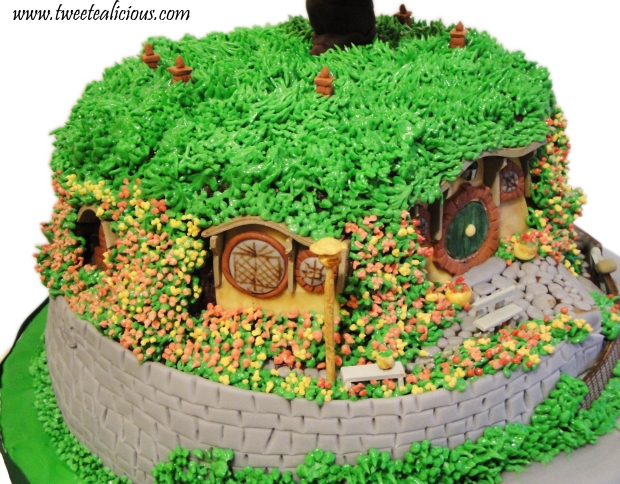 Bag End Left Side