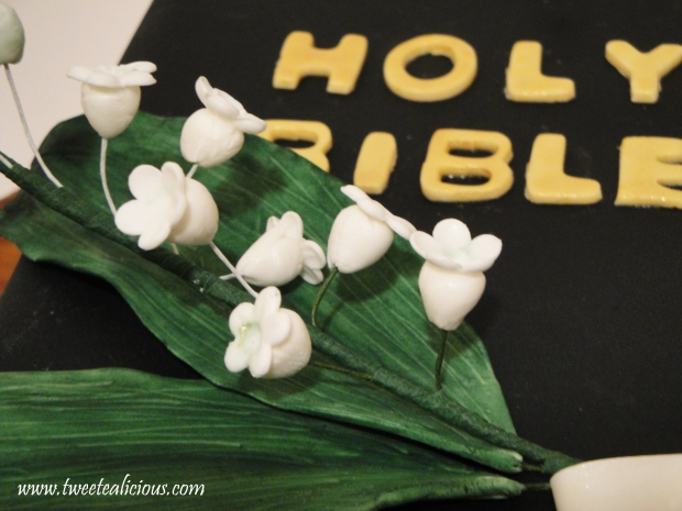 Lily of the Valleys Detail