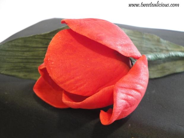 Rose of Sharon Detail