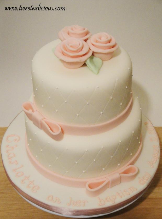 Baptism Cake2